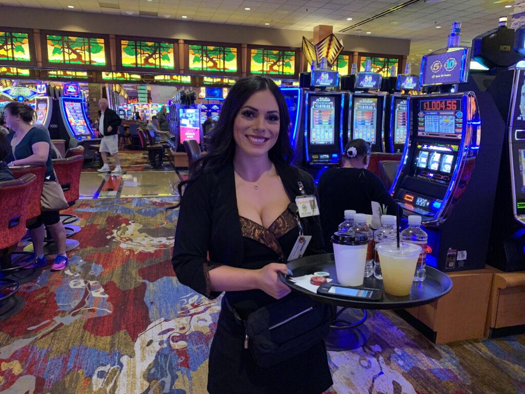 slot machine on online