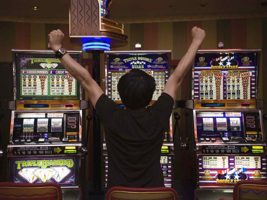 gta v online slot machine glitch